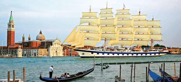 royal clipper ship   mediterranean   Tall Ship Cruises on the Royal Clipper