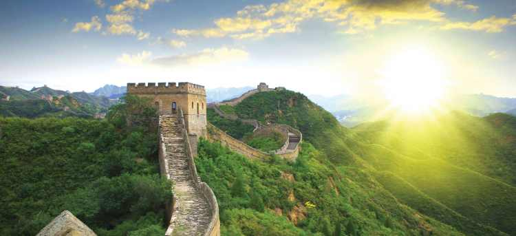 Scenic Great Wall of China | Riviera Travel | Escorted Tours