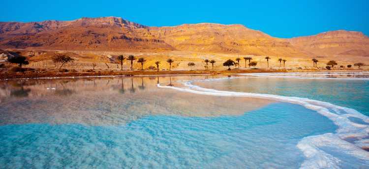 Dead Sea | Israel | Riviera Travel | escorted tour | solo traveller