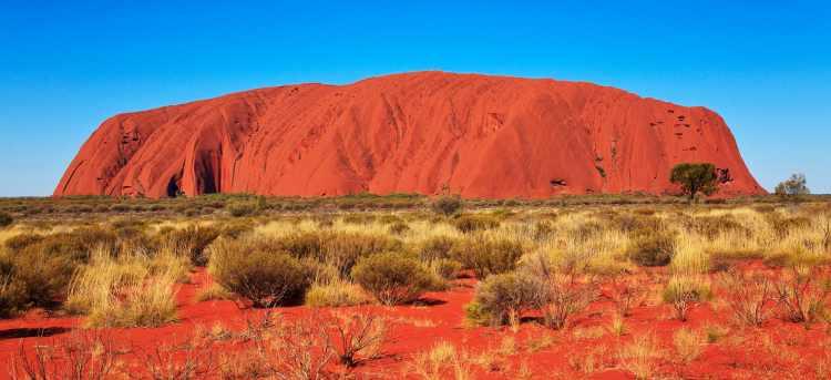 Uluru | Ayers Rock | Australia | Riviera Travel | escorted tour