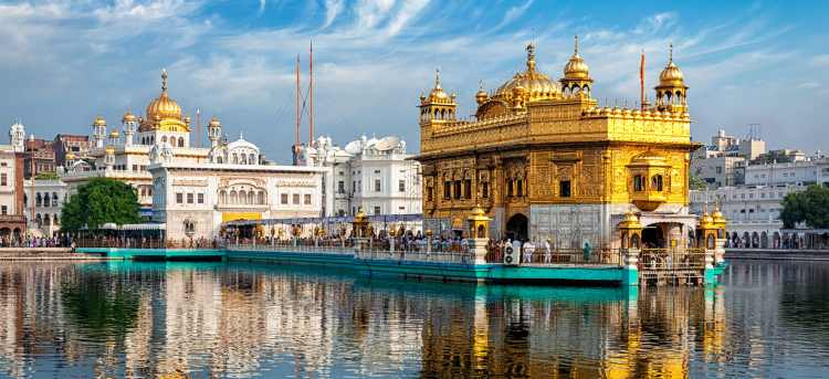 Golden Temple | Amritsar |  India | Riviera Travel | escorted tour