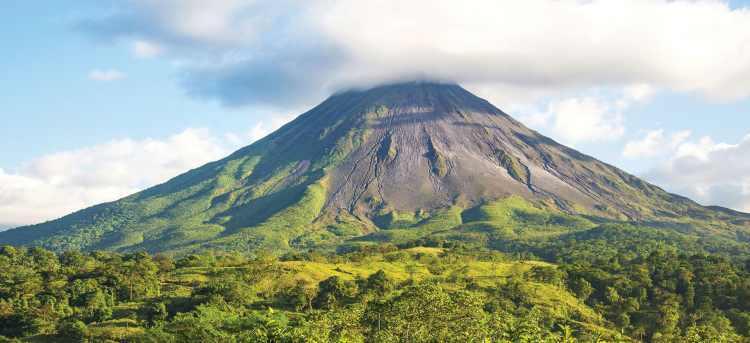 Arenal Volcano | costa rica | Riviera Travel | escorted tour