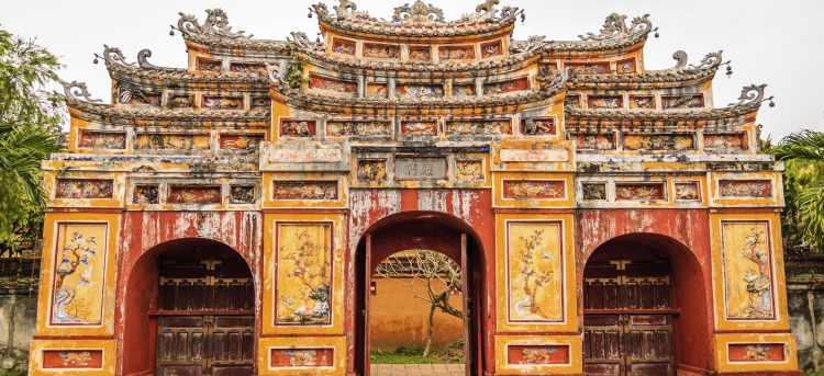 Forbidden City | Hue | Vietnam | Riviera Travel | escorted tour