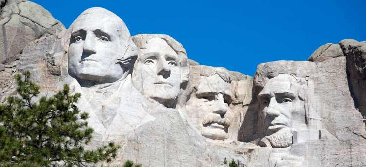 Mount Rushmore | South Dakota | USA | America | Riviera Travel | escorted tour
