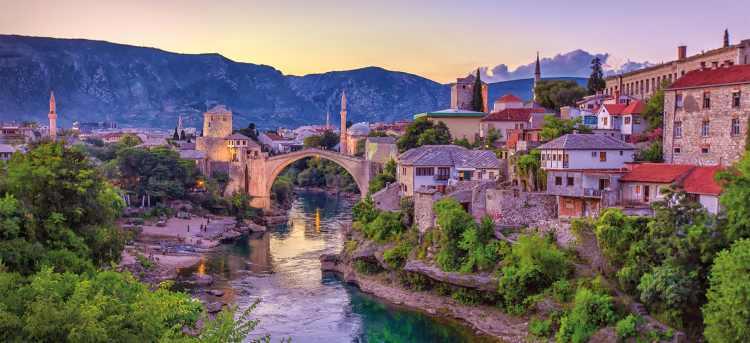 Mostar Bridge | Bosnia Herzegovina