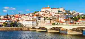 Coimbra on the Douro River