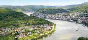 Moselle River Bend