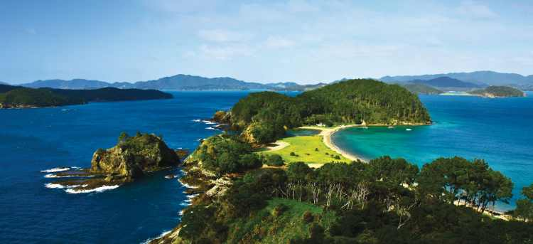 bay of islands | new zealand | Tours to Australasia