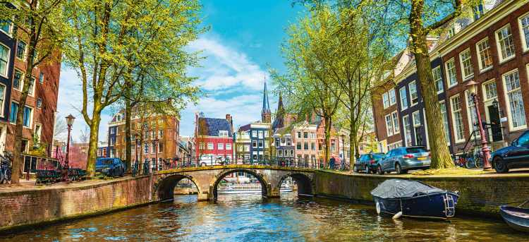 Amsterdam | River Cruises in The Netherlands