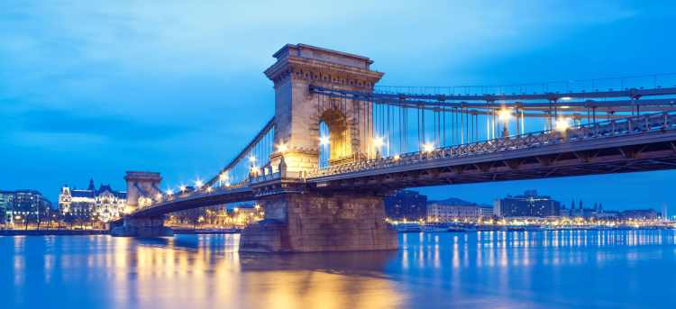 The Blue Danube River Cruise for Solo Travelers