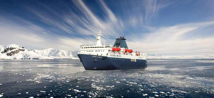MV Ocean Atlantic ship