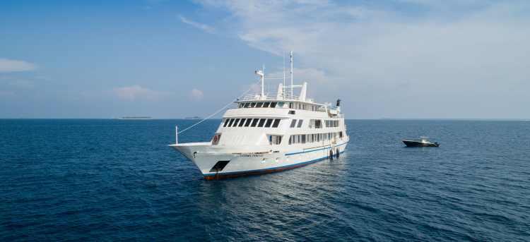 MV Yasawa Princess