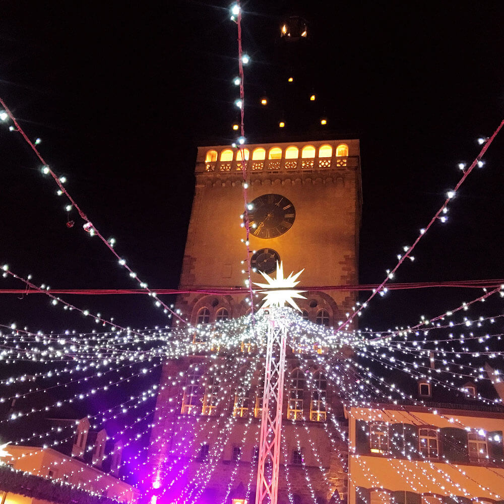 Speyer Christmas lights