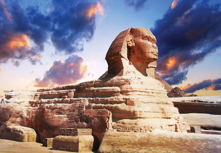 Great Sphinx of Giza Egypt
