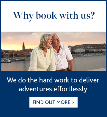 Why book with us?