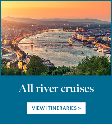 Our river cruises