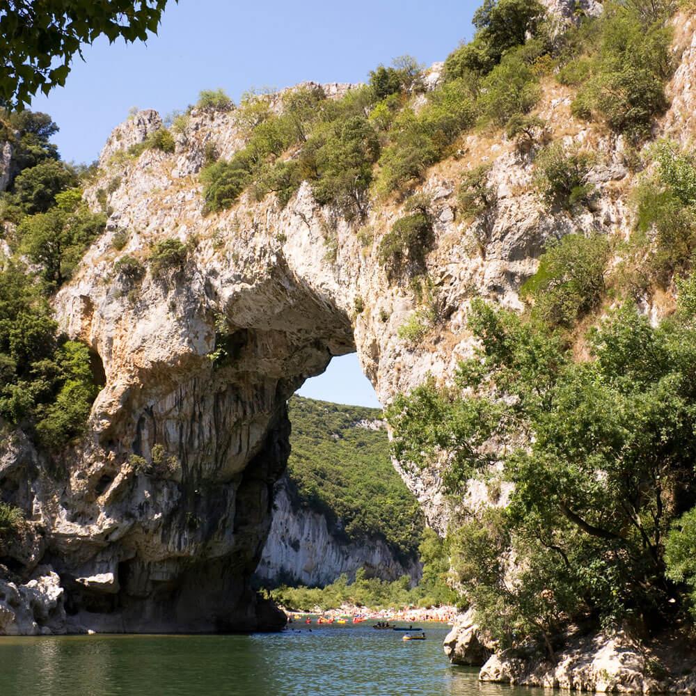 Pont d'Arc, Ardèche Gorges