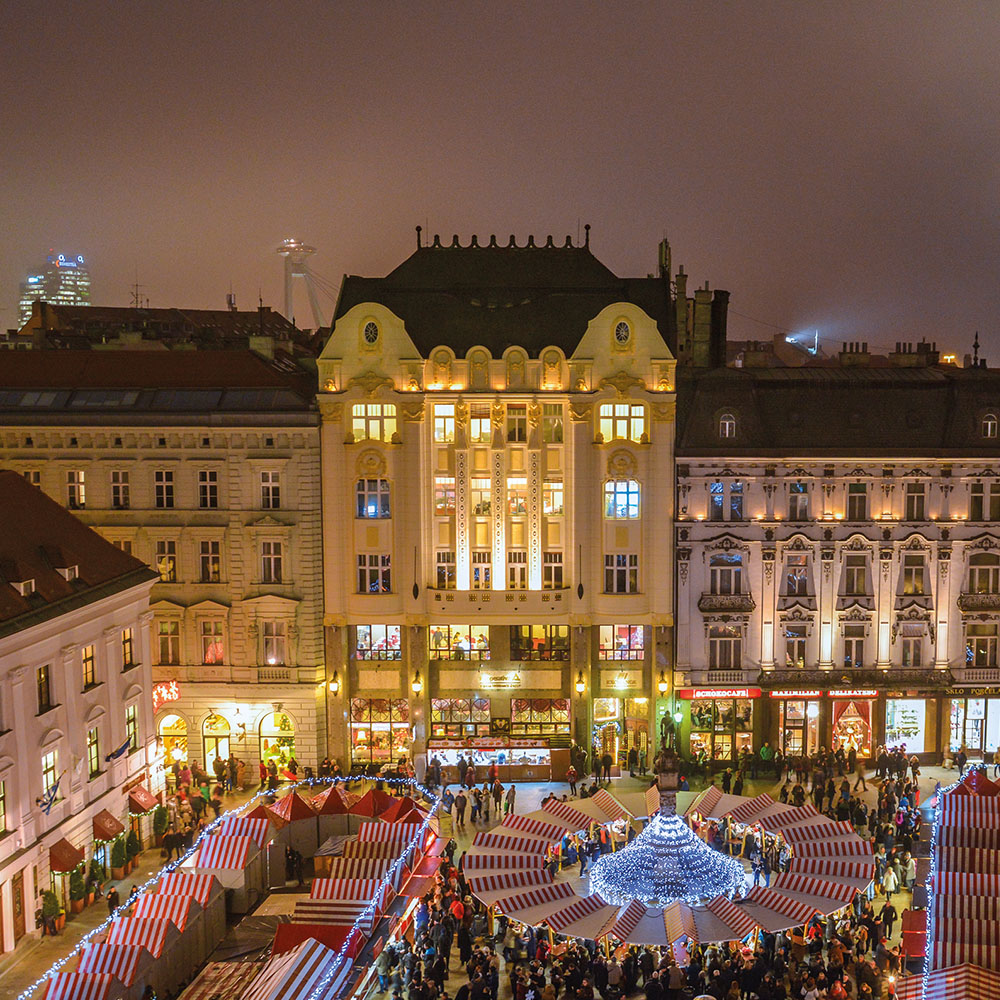 Bratislava markets
