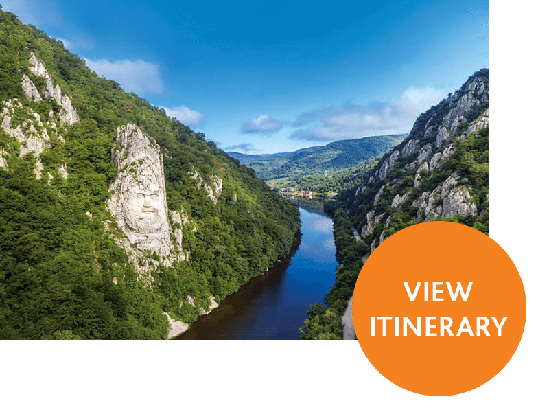 Danube River | View Itinerary