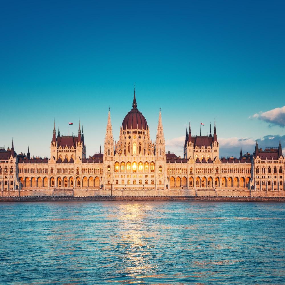 Parliament Building, Budapest