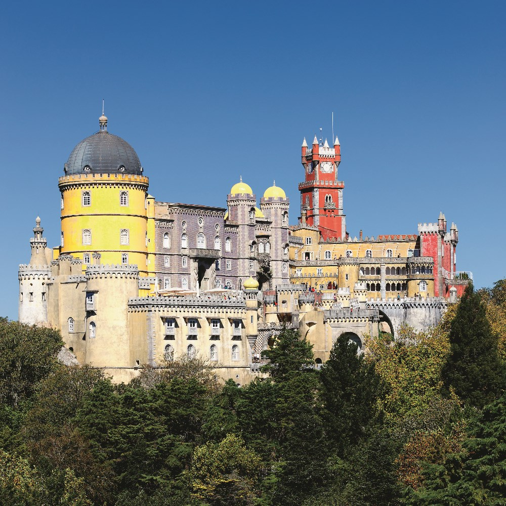 Royal Palace, Sintra