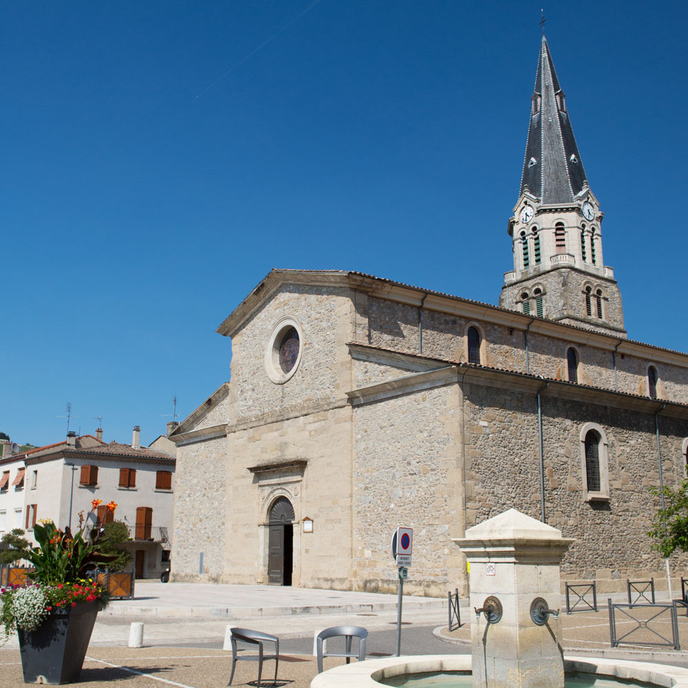 Tournon Church