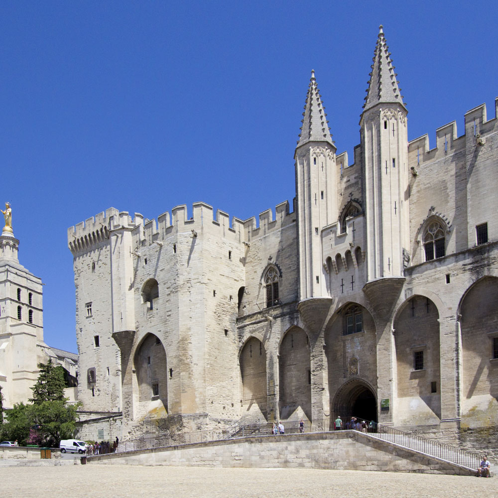Popes' Palace, Avignon