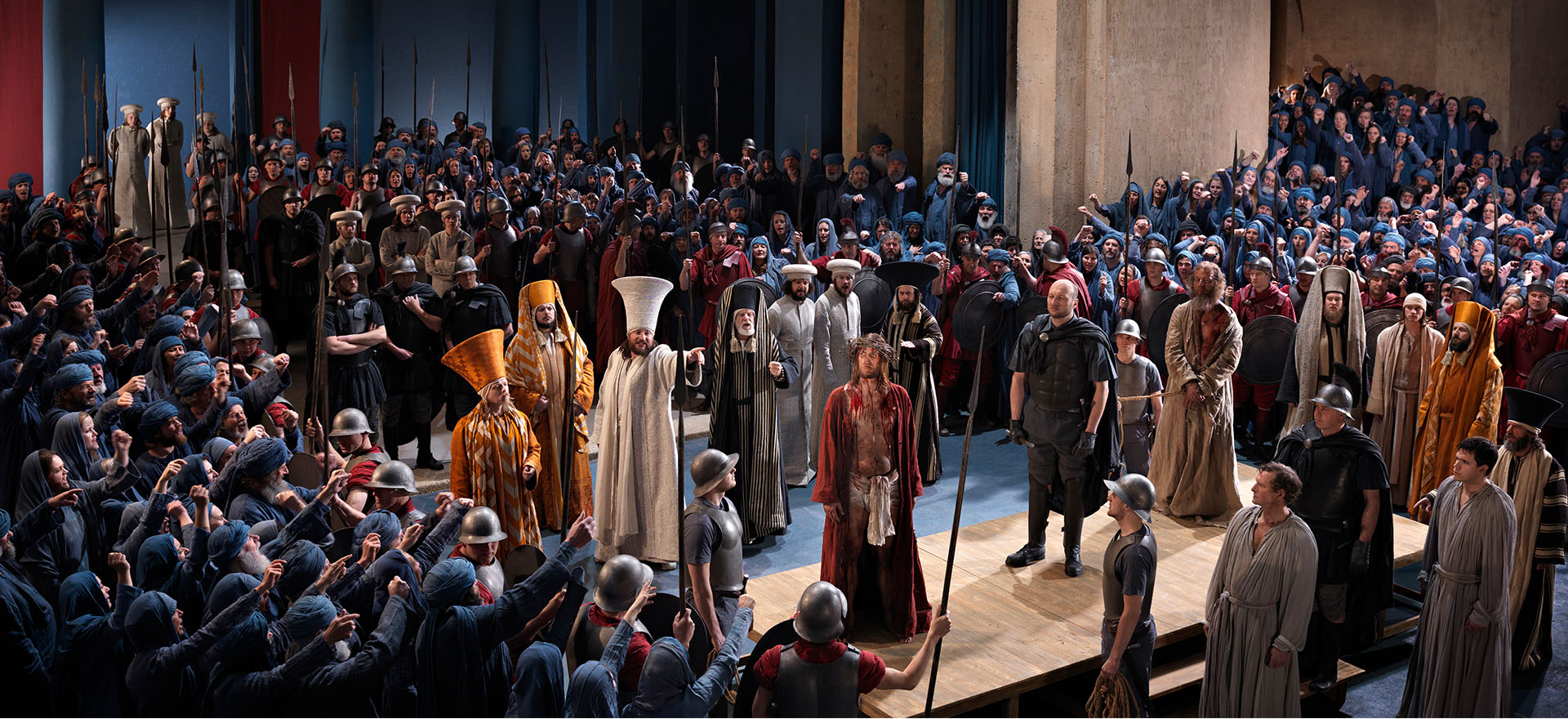 Still from The Oberammergau Passion Play | Oberammergau, Germany