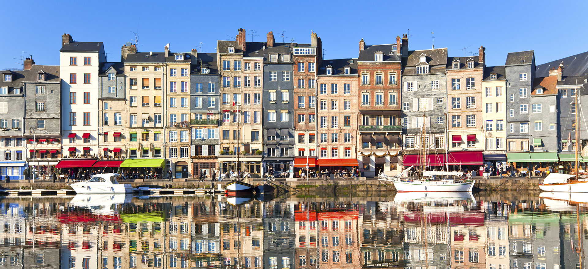 Port of Honfleur, France