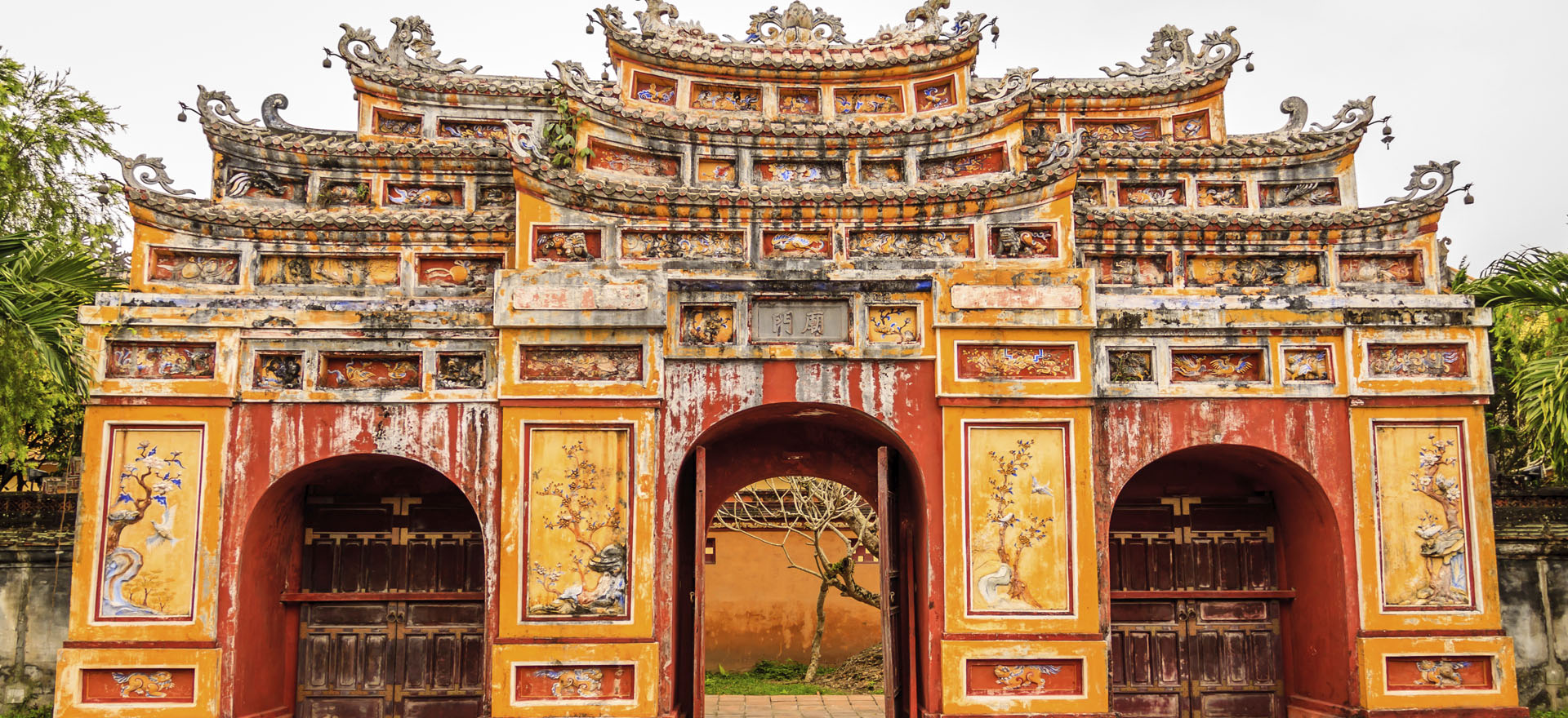 Forbidden City | Hue | Vietnam