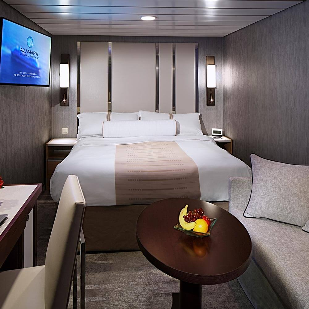 Category 11, Double Club Interior Stateroom