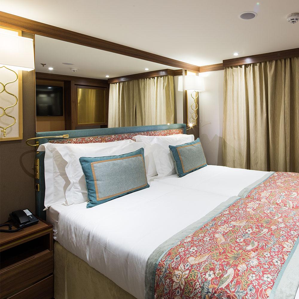 Standard Cabins
