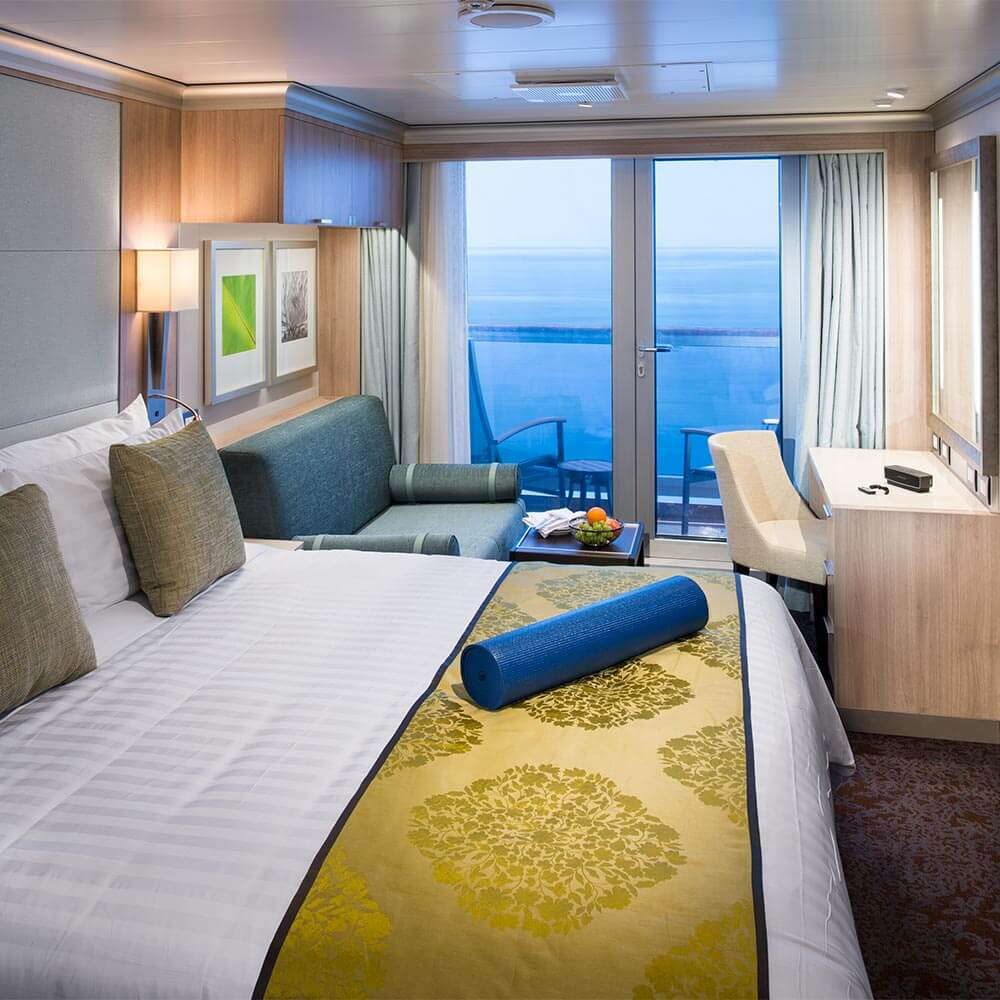 Category VA - Verandah Stateroom