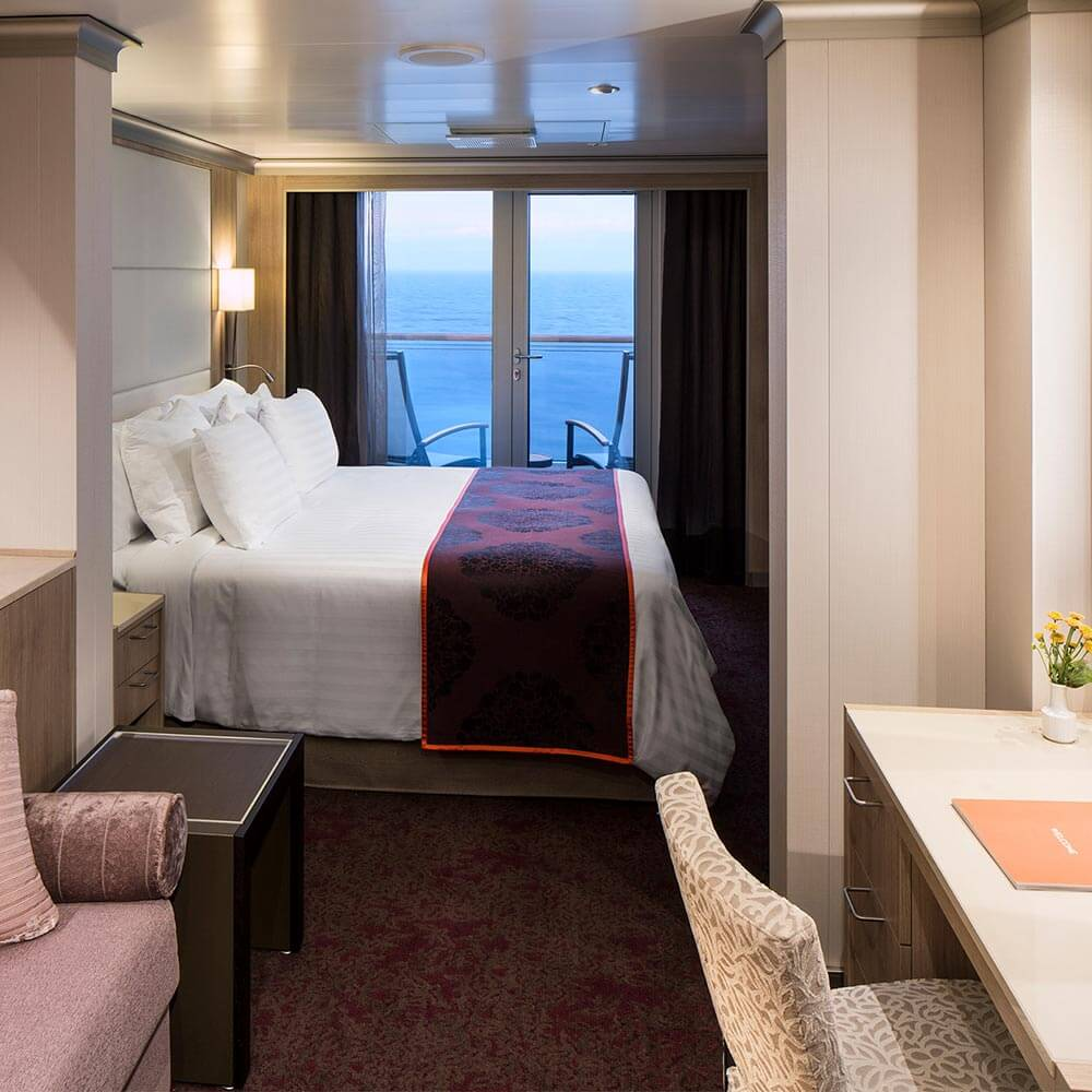Category A - Vista Stateroom