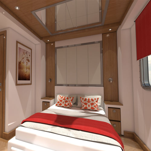 Category A Cabins
