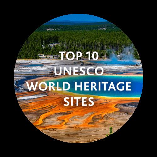 Top 10 UNESCO World Heritage Sites | Visit the Riviera Travel blog