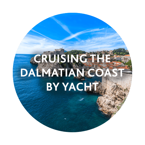 Cruising the Dalmatian Coast by Yacht | Visit the Riviera Travel blog