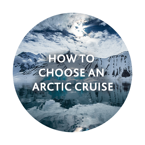 How to Choose an Arctic Cruise | Visit the Riviera Travel blog
