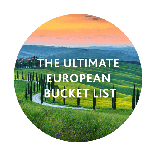 The Ultimate European Bucket List | Visit the Riviera Travel blog