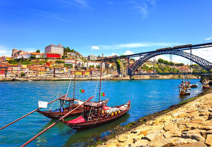 The Douro, Porto and Salamanca River Cruise