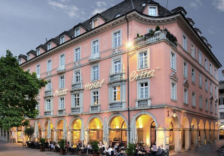 Hotel Città in Bolzano