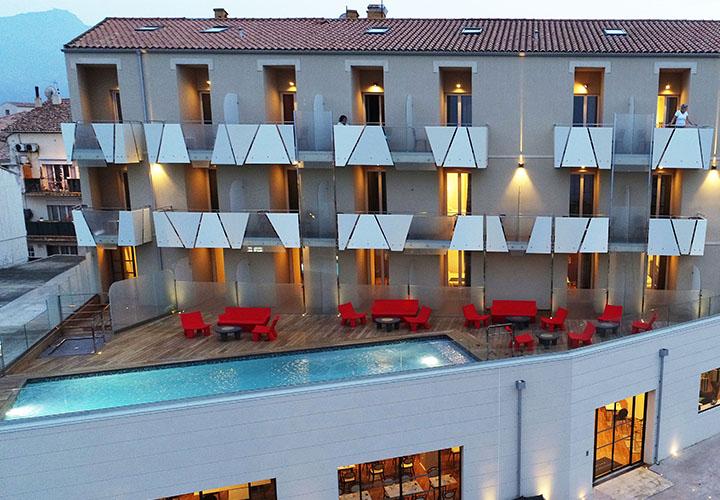 Hotel Mediterranee - Calvi