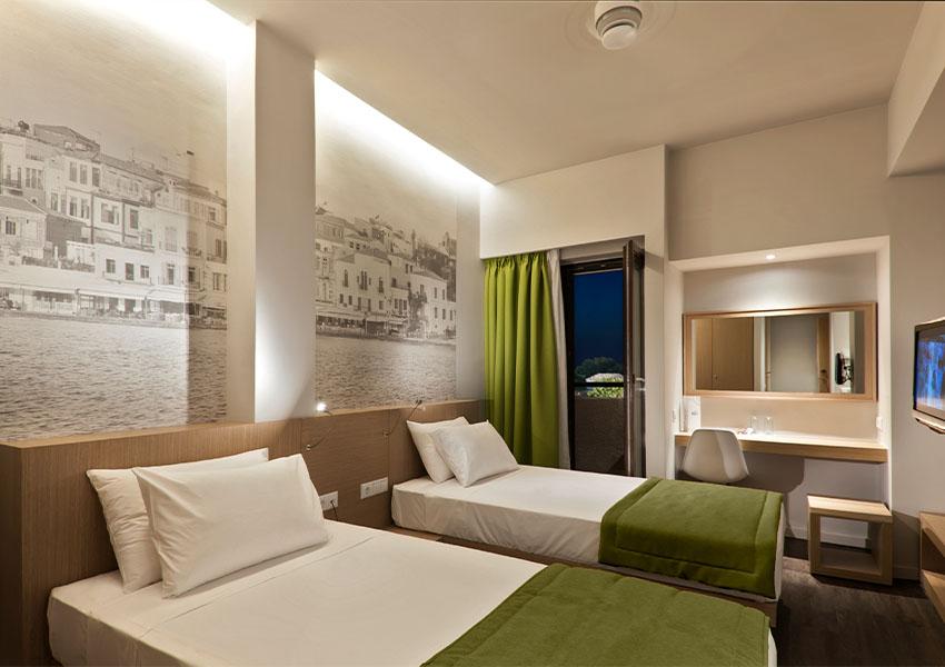 Hotel Kriti Chania Twin Room