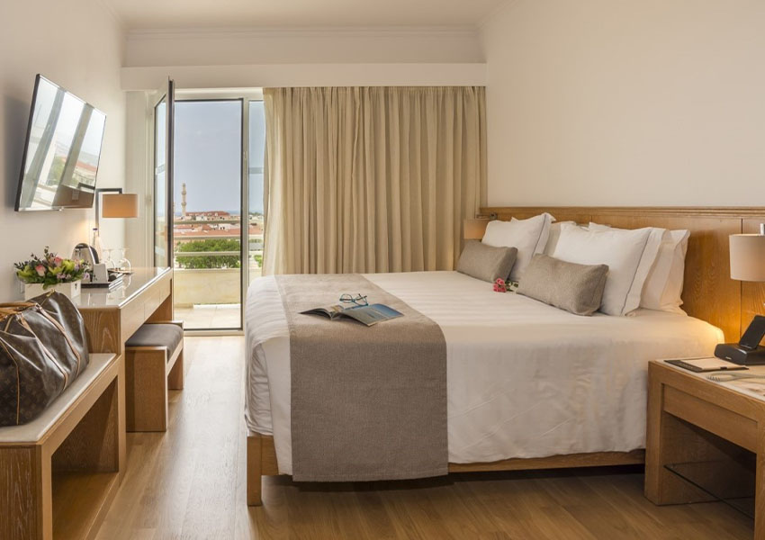 Kydon Hotel Chania double room
