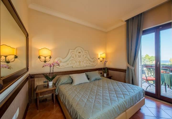 Hotel Michelangelo Sorrento double room