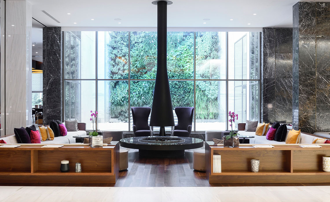 Makedonia Palace Hotel Lounge
