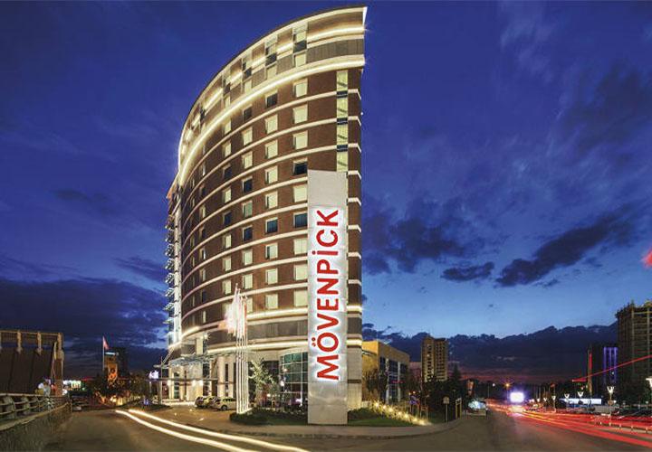Movenpick Ankara Exterior