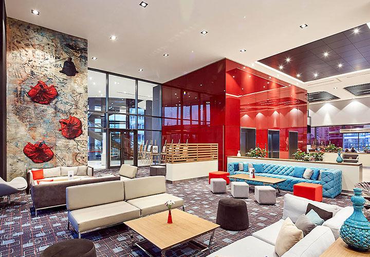 Hotel Novotel Konya Lobby Lounge