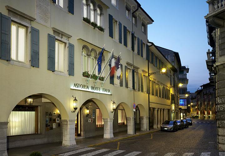 Atoria Hotel Udine exterior