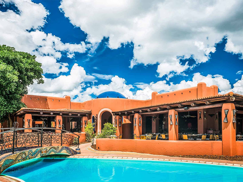 Avani Victoria Falls Resort Livingstone Swimming Pool